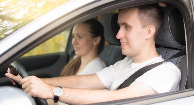 Pridobi svoj vozniški izpit
