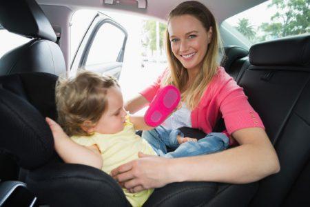otroški sedeži za v avto