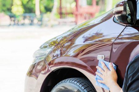 poliranje avtomobila