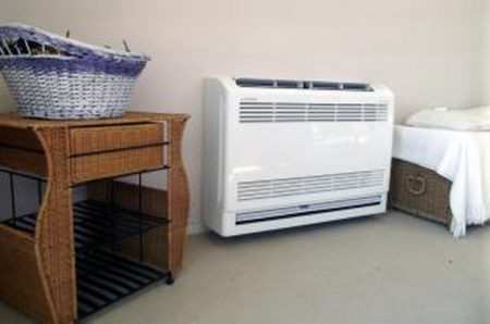Toplotna črpalka zrak zrak so primerne za nov ali prenovljen dom