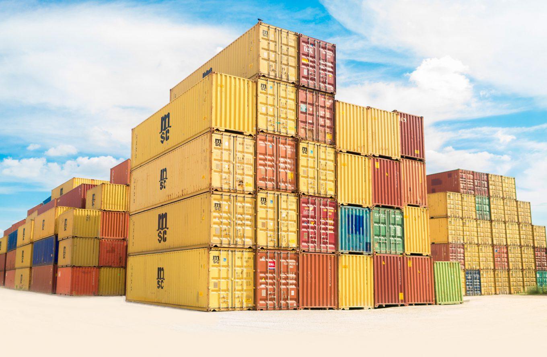 kontejnerski prevozi