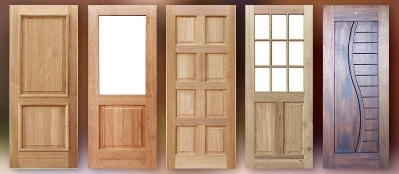Naročilo lesenih notranjih in vhodnih vrat po meri